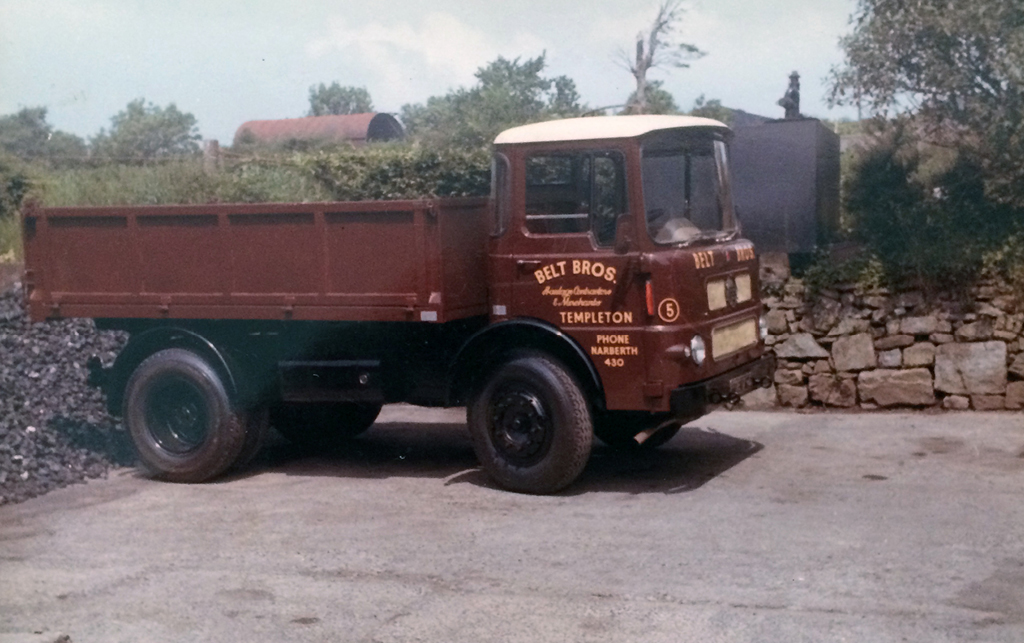 Belt Brothers Tipper