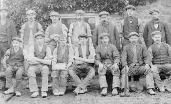 Templeton Brickworks staff photo